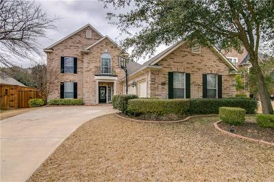Rowlett Single Family Home For Sale: 4417 Ridgecove Drive