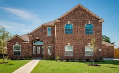 Glenn Heights Single Family Home For Sale: 608 Roaring Springs Drive