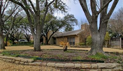 Dallas, Fort Worth Single Family Home For Sale: 10695 Pagewood Drive