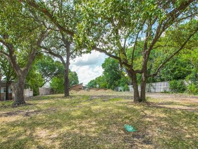Dallas Residential Lots & Land For Sale: 7706 Midbury Drive