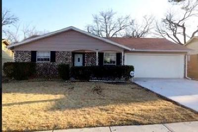 Irving Single Family Home For Sale: 3810 Pocatello Street
