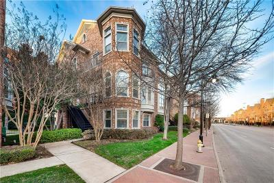 Dallas Townhouse For Sale: 2215 Canton Street #113