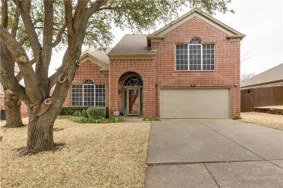 North Richland Hills Single Family Home For Sale: 6861 Old Mill Road