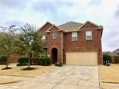 Royse City Single Family Home For Sale: 3104 Trellis Way