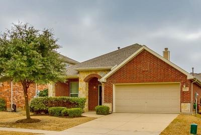 Little Elm Single Family Home For Sale: 1732 Kittyhawk Drive