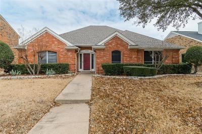 Lewisville Single Family Home For Sale: 1909 Cedar Ridge Drive