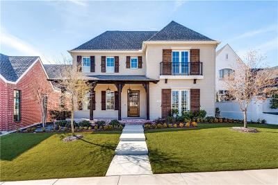 Dallas, Fort Worth Single Family Home For Sale: 4004 Bent Elm Lane