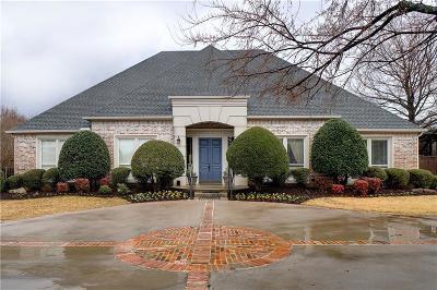 Denton Single Family Home For Sale: 3805 Montecito Drive