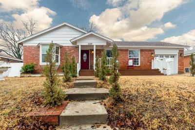 Richland Hills Single Family Home Active Option Contract: 3225 Mimosa Park Drive