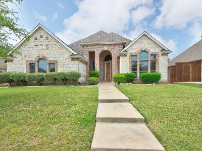 Prosper Single Family Home For Sale: 221 Sandstone Drive