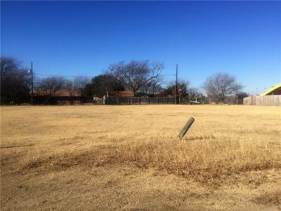 White Settlement Residential Lots & Land For Sale: 231 N Judd Street