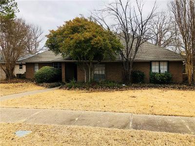 Single Family Home Active Option Contract: 2112 Hondo Drive