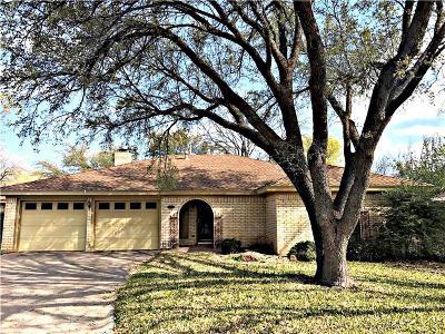 Abilene Single Family Home For Sale: 3134 Countryside Circle