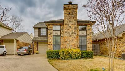 Dallas Single Family Home For Sale: 3104 Harbinger Lane