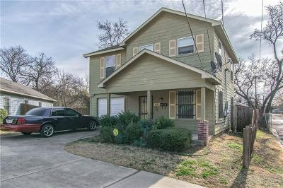 Dallas Single Family Home For Sale: 4702 Jamaica Street