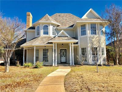Single Family Home For Sale: 6404 Mission Ridge Road