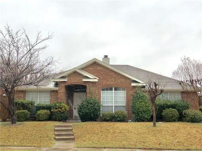 Frisco Residential Lease For Lease: 8000 Anchor Street