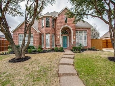 Plano Single Family Home Active Option Contract: 5929 Beth Drive