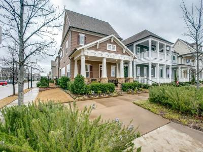 Coppell Single Family Home For Sale: 722 E Main Street