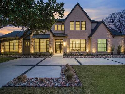 Dallas Single Family Home For Sale: 10451 Heather Lane