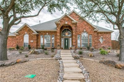 Lewisville Single Family Home For Sale: 2004 Camelot Drive