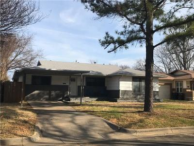 Fort Worth Single Family Home For Sale: 6144 Sundown Drive