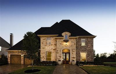 Flower Mound Single Family Home For Sale: 1729 Milford Drive
