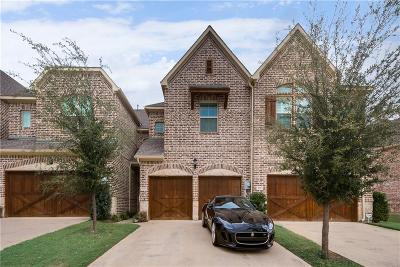 Lewisville Townhouse For Sale: 117 Preserve Place