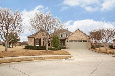 Frisco Single Family Home For Sale: 7182 White Rock Court