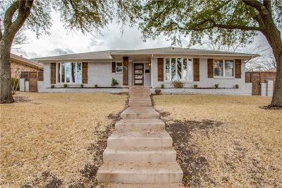 Dallas Single Family Home For Sale: 9830 Broken Bow Road