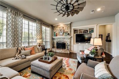 Mckinney Single Family Home For Sale: 8208 Craftsbury Lane