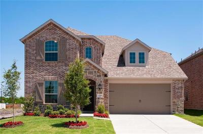 Forney TX Single Family Home For Sale: $324,428