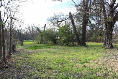 Dallas Residential Lots & Land Active Option Contract: 509 N Moore Street
