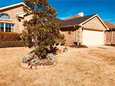 Arlington Single Family Home For Sale: 511 Fossil Hill Drive