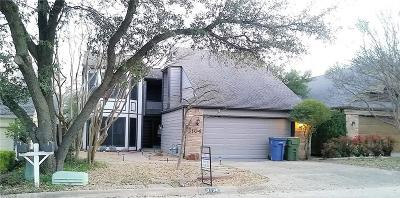 Single Family Home For Sale: 3104 Becky Court
