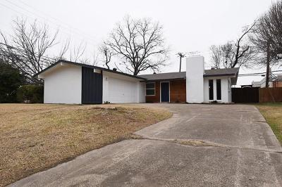 Dallas, Fort Worth Single Family Home For Sale: 3105 Longbow Court