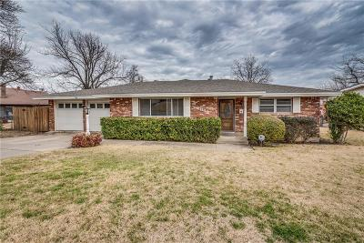 Dallas, Fort Worth Single Family Home For Sale: 4812 Trena Street