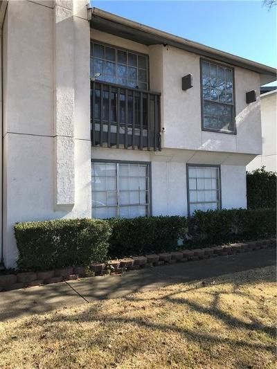 Dallas Condo For Sale: 12888 Montfort Drive #103