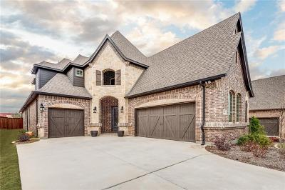 Grapevine Single Family Home For Sale: 4446 Vineyard Creek Drive