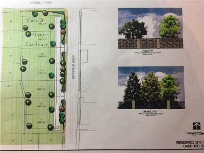North Richland Hills Residential Lots & Land For Sale: 7317 Smithfield Road