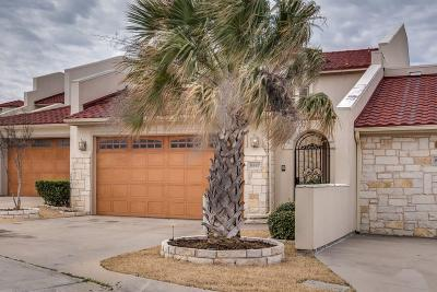 Fort Worth Townhouse For Sale: 8567 Mulligan Pass