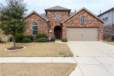 Little Elm Single Family Home For Sale: 1737 Shoebill Drive