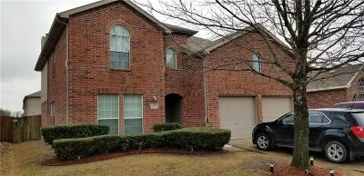 Forney TX Single Family Home For Sale: $244,900