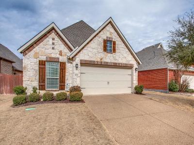 McKinney Single Family Home For Sale: 9404 Deerhurst Place