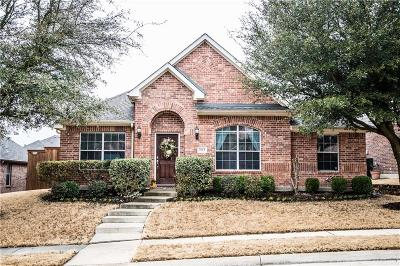 Rockwall Single Family Home Active Option Contract: 2015 Berkdale Lane
