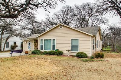 River Oaks Single Family Home For Sale: 1214 Churchill Road