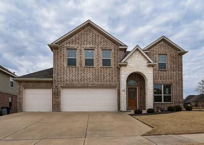 Wylie Single Family Home For Sale: 422 Fairland Drive