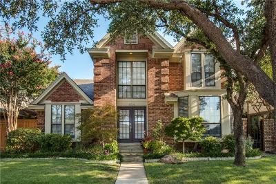 Irving Single Family Home For Sale: 404 Cimarron Trail