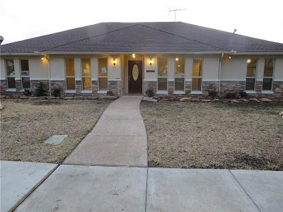 Dallas, Fort Worth Single Family Home For Sale: 13219 Deer Run Trail