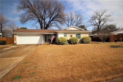 Farmers Branch Single Family Home For Sale: 2959 Sinbad Trail